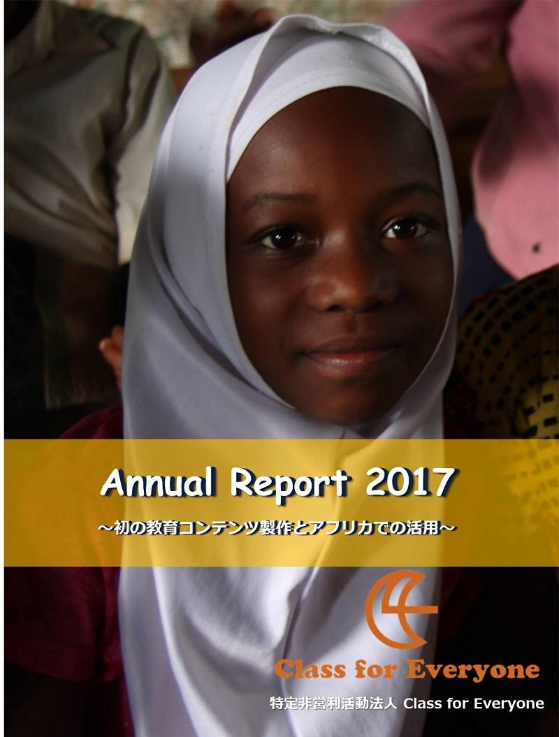 2017年度報告書