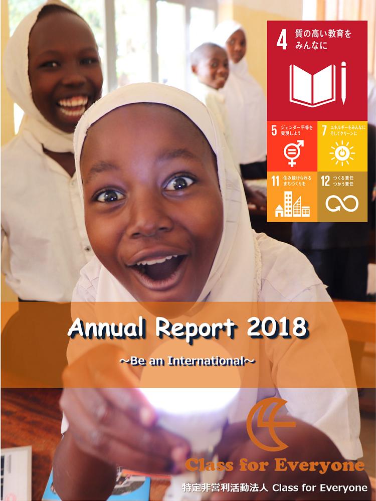 2018年度報告書